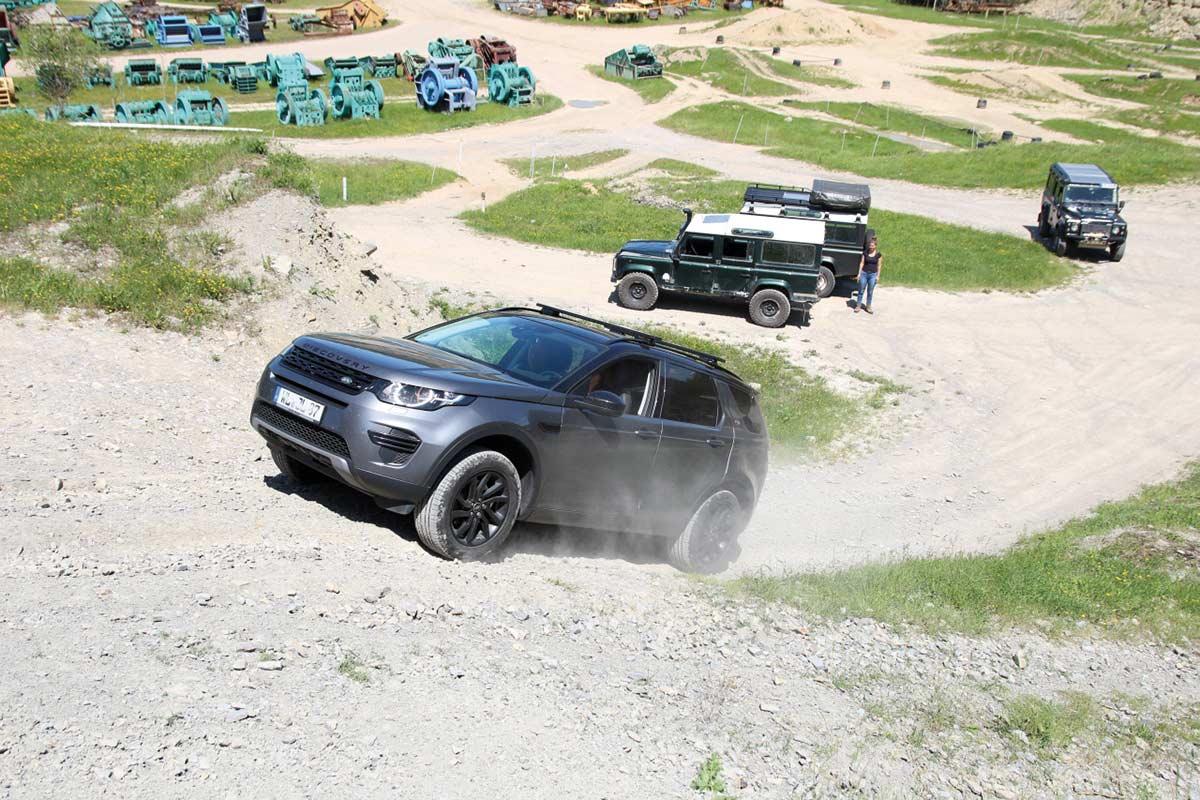 Der Club - Deutscher Land Rover Club