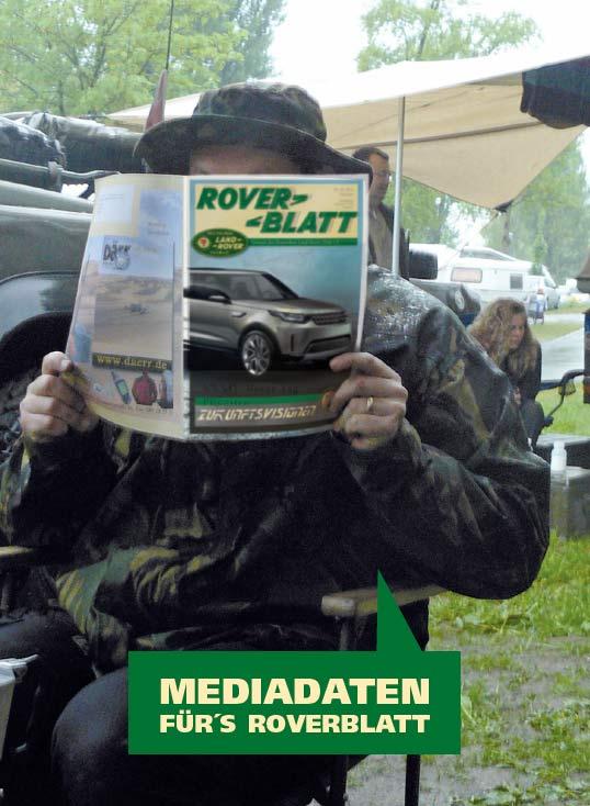 Roverblatt - Mediadaten