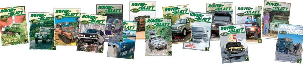 Roverblatt Collage