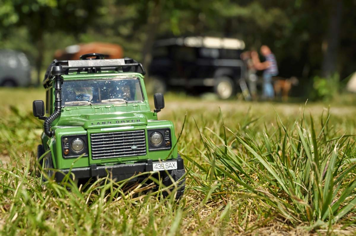 Deutscher Land Rover Club - International